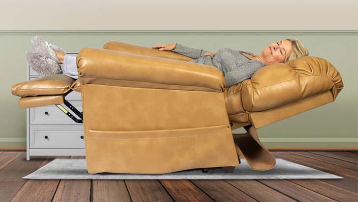 Best lift chair for sleeping