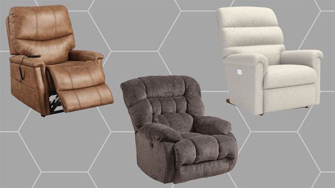 types of lift chair