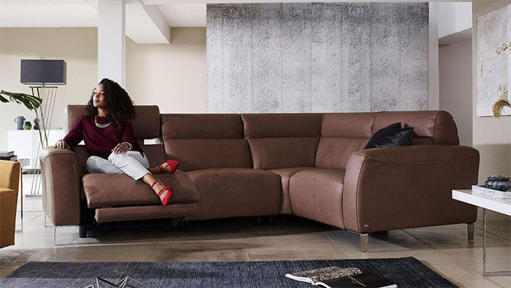 Best Reclining Sofa with Lumbar Support